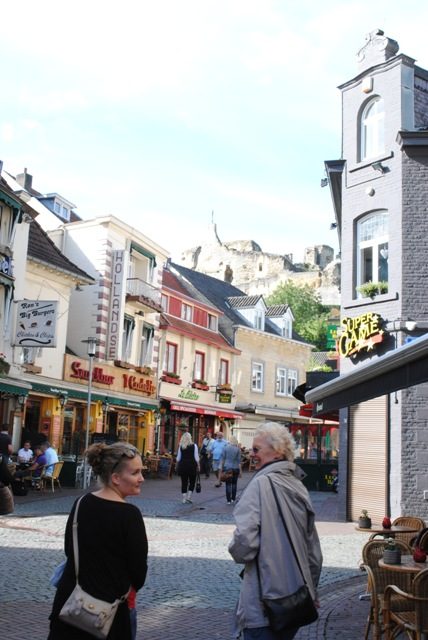 Strolling in Valkenburg